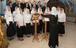 История церковного пения: основные вехи развития храмовой музыки в россии