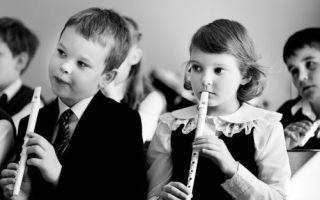 Как привить ребенку музыкальный вкус?