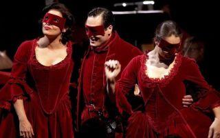 Опера моцарта «дон жуан» — сюжет, общий обзор