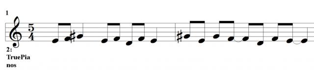 Музыкальный лад что это