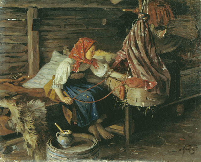 Старинный детский музыкальный фольклор: нечто интересное из жизни наших далёких предков