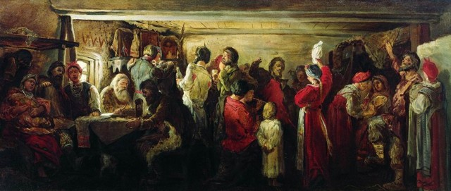 Обряды перехода: что общего между рождением ребёнка, свадьбой и похоронами?