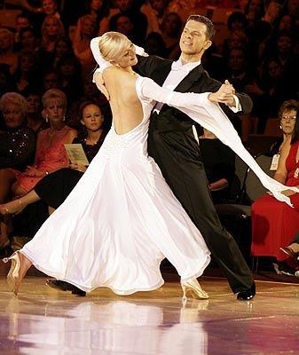 Виды бальных танцев