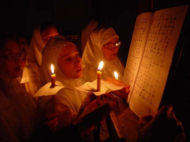 История григорианского песнопения: речитатив молитвы хоралом отзовётся