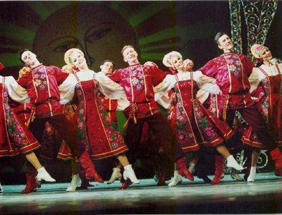 Виды народных танцев: колоритные танцы мира