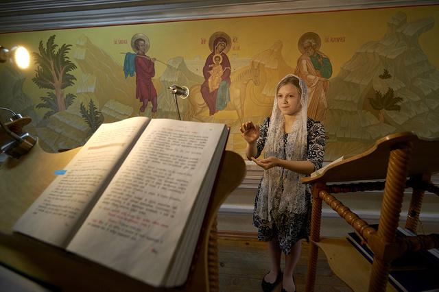 Как стать регентом церковного хора?