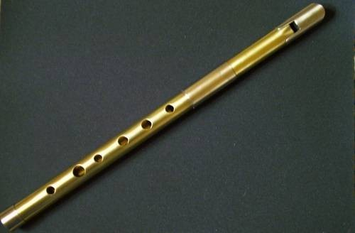 Вистл – народная ирландская флейта. История, основы игры