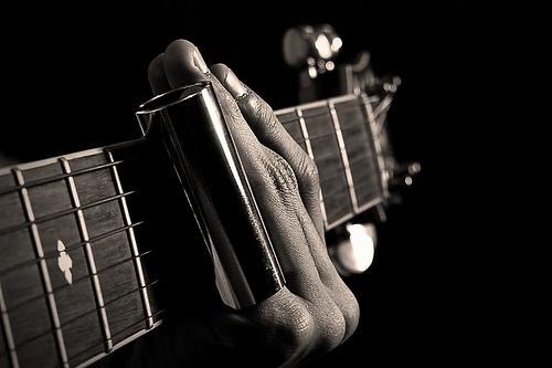 Три основных приёма игры на гитаре