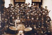 Военный духовой оркестр: торжество гармонии и силы
